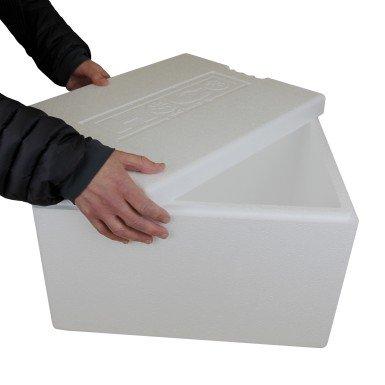 34L HoCo Polystyrene Box