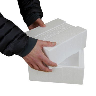 4.5L HoCo Polystyrene Box