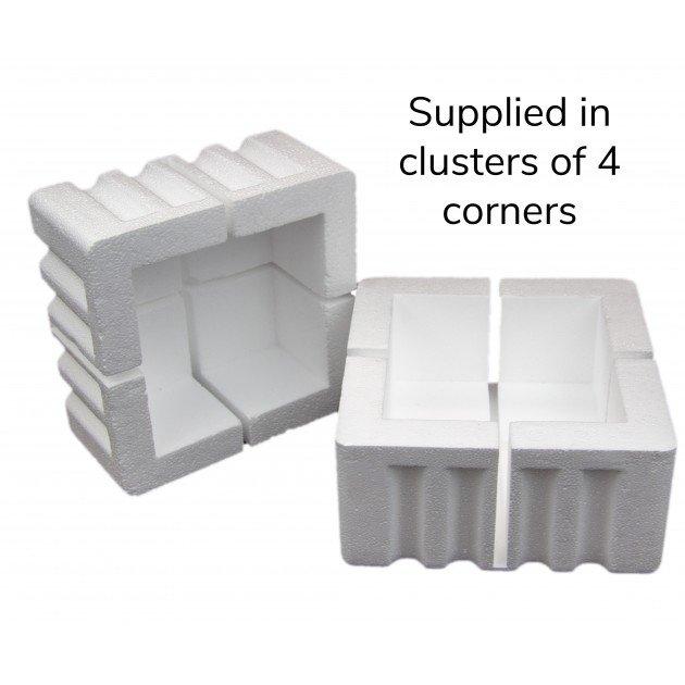 Polystyrene Corners