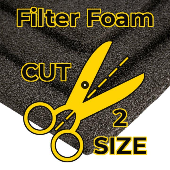Filter Foam Cut-to-Size
