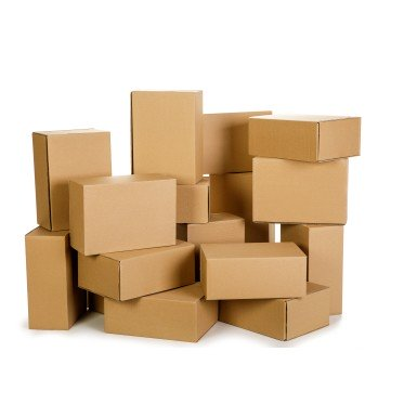 Build Your Own Cardboard Box