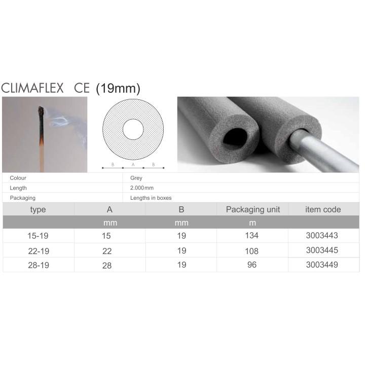 Climaflex 19mm