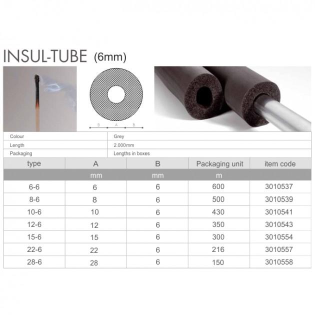 Insul-Tube 6mm