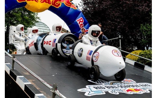 One Giant Leap For Yorkshire Soapbox Team!