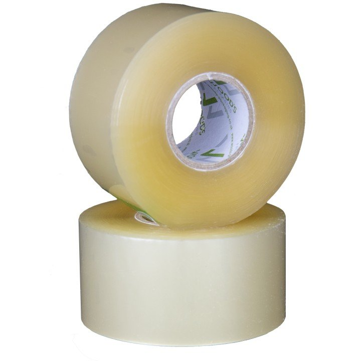 Clear Packaging Tape (36 rolls/box)